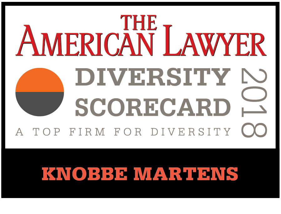 Rankings & Recognition | Knobbe Martens Intellectual