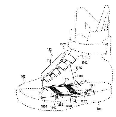 Utility Patents In Fashion Design Nike Huzu Innovate The Way Knobbe Martens