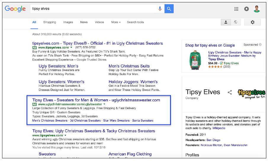 Is Trademark Use in Google AdWords Trademark Infringement ...