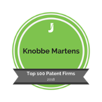 Top 100 Patent Firms